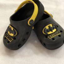 Crocs Batman - 22 - Não informada e Não informada ( Replica)