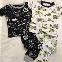 Conjunto de pijamas - 2 anos - Carter`s