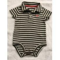 Body polo - 9 meses - Carter`s