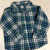 Camisa xadrez - 2 anos - Carter`s