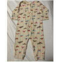 Macacão libélulas - 9 meses - Up Baby