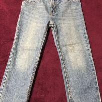 Calça jeans masculina reta - 4 anos - OshKosh
