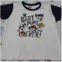 Camisa Patrulha Canina! - 4 anos - Riachuelo
