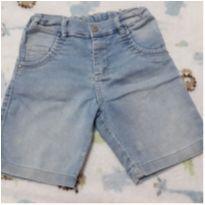 Shorts Jeans - 4 anos - ser garoto