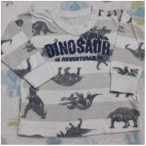 Camisa Dino Elian - 9 a 12 meses - Elian