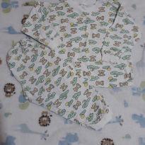 Pijama fofo ursinhos! - 1 ano - Não informada