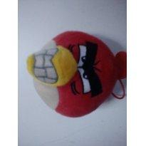 Pelúcia Angry bird - Sem faixa etaria - Mc Donald