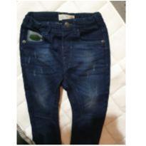 Calça jeans Zara - 18 a 24 meses - Zara Baby