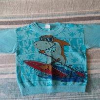 Blusa de moletom - 2 anos - Lela Confecçoes zendron