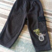 Calça de moletom - 12 a 18 meses - KAIANI
