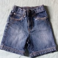 Bermuda Jeans - 12 a 18 meses - Kenneth Cole - USA