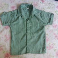Camisa - 4 anos - Não informada
