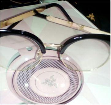óculos vintage - Sem faixa etaria - Lamaze