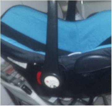 Bebê conforto - Sem faixa etaria - kiddo