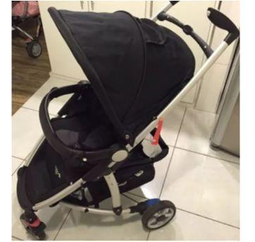 Carrinho De Bebê Safety 1st By Baby Relax - Sem faixa etaria - Safety 1st