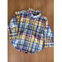 Camisa Ralph Lauren Xadrez - 1 ano - Ralph Lauren