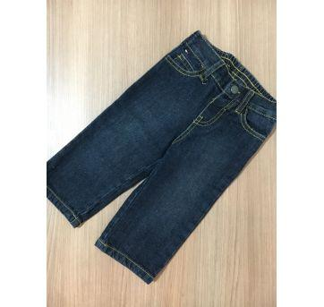 Calça Jeans Tommy Hilfiger - 6 a 9 meses - 9 a 12 meses - Tommy Hilfiger