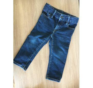 Calça Jeans Gap - Tam 12 a 18 meses - 12 a 18 meses - GAP