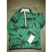 Moletom fleece carters - 18 a 24 meses - Carter`s