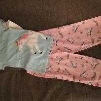 Pijama unicórnio carters - 3 anos - Carter`s