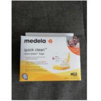 Bolsa Esterilizadora para Micro-ondas Medela Quick Clean