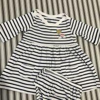 Vestido Carter's - 9 meses - Carter`s