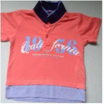 Camisa Polo - 2 anos - Plural kids