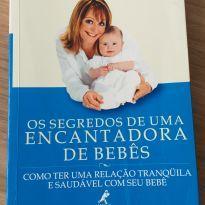 Livro : A encantadora de bebês -  - Não informada