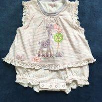 Macaquinho Beth Bebê - 3 meses - Beth Bebê