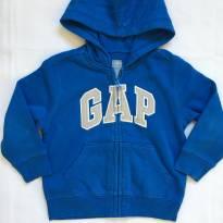 Blusa de Moletom Azul GAP