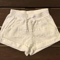 Shorts Rendado Zara - 9 meses - Zara