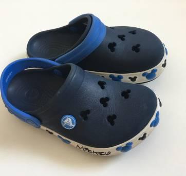 Crocs Marinho Mickey - 28 - Crocs