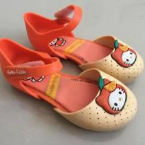Sandália Hello Kitty - Grendene - 23 - Grendene
