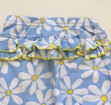 Calça Margaridas Gymboree - 12 a 18 meses - Gymboree