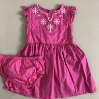 Vestido Pink Carter`s