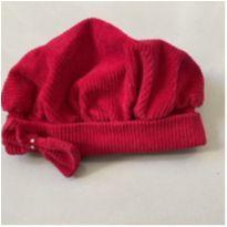 Gorro Vermelho - 18 meses - Everly