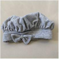 Gorro Cinza - 18 a 24 meses - Everly
