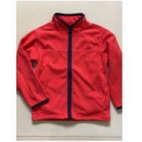 Blusa Fleece Vermelha OshKosh B'gosh - 5 anos - OshKosh