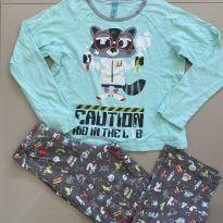 Pijama Puket - 5 anos - Puket