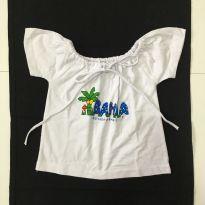 Camiseta Salvador Bahia - 3 anos - Não informada
