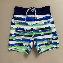 Shorts - Calção de Banho - OshKosh USA - 5 anos - OshKosh