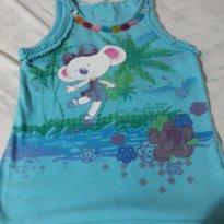 Verao. blusinha. (reservado para Fabiana até dia 27/01) - 8 anos - Lilica Ripilica