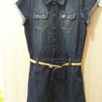 vestido jeans - 12 anos - Marisol