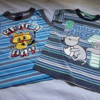 camisetas - 1 ano - Alakazoo!