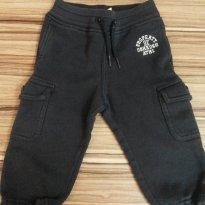 calça de moletom - 12 a 18 meses - OshKosh