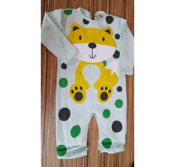 Macacão pijama - 12 a 18 meses - Gaga Baby