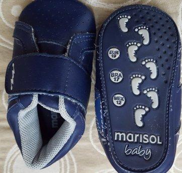 Tênis marisol marinho - 17 - Marisol