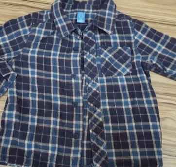 Camisa - 9 a 12 meses - Boulevard Baby