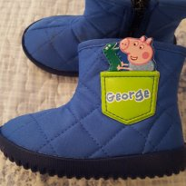 Botinha George - 20 - Grendene