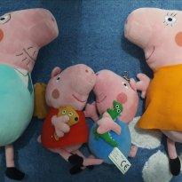 Família Pig +maletinha - Sem faixa etaria - Não informada